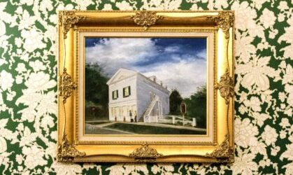 The Rochester Inn painting