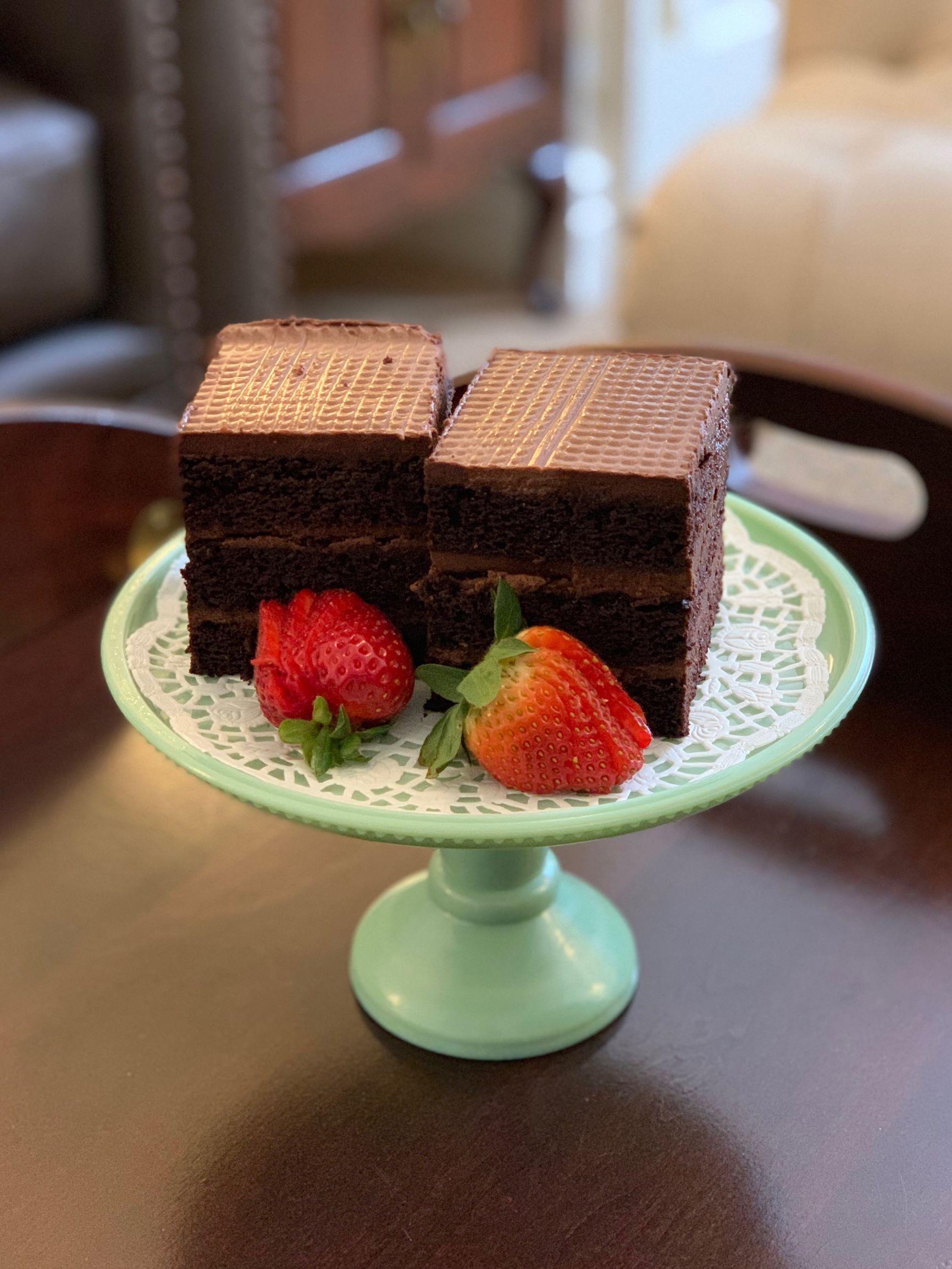 the rochester inn cake