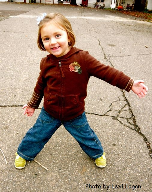 three-year-old