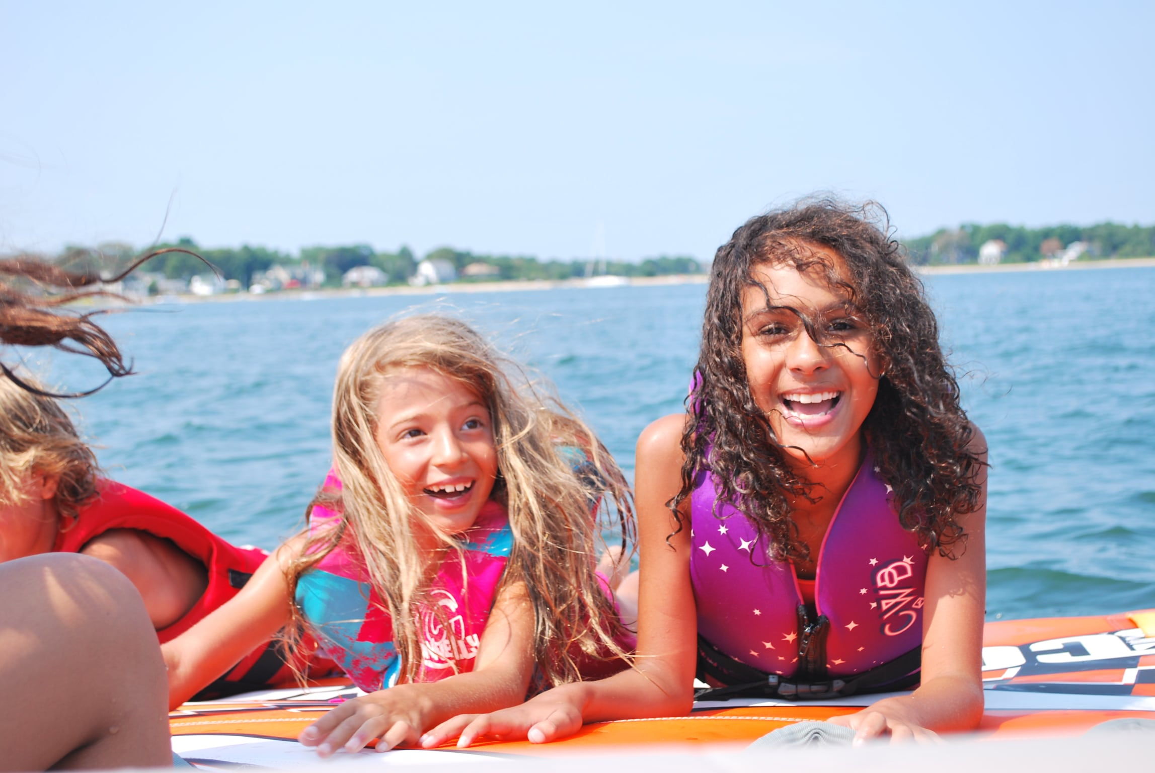 Peconic Water Sports Kids Water Sports Camp in the Hamptons near Sag Harbor, NY