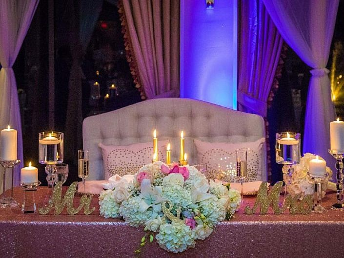 A Fun & Modern Wedding Design