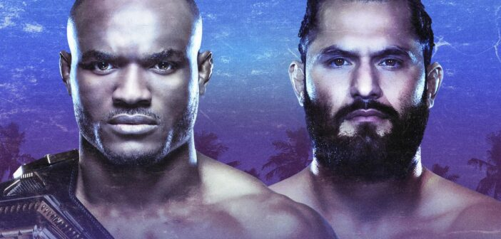 The Writer And The Fighter – UFC 251 Preview