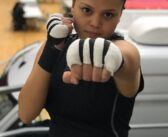 Tribute To Boxer Josie Samantha Lopez