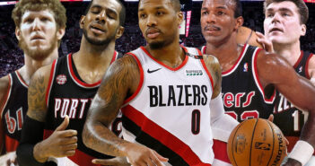 Portland Trail Blazers Fantasy Draft – All-Time Edition