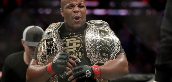 The Writer And The Fighter – Showing Love To Daniel Cormier
