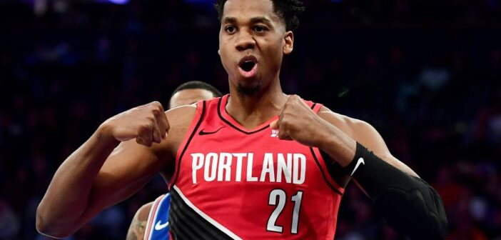 Hassan Whiteside's Defense Can Tilt Portland Trail Blazers' Title Chase
