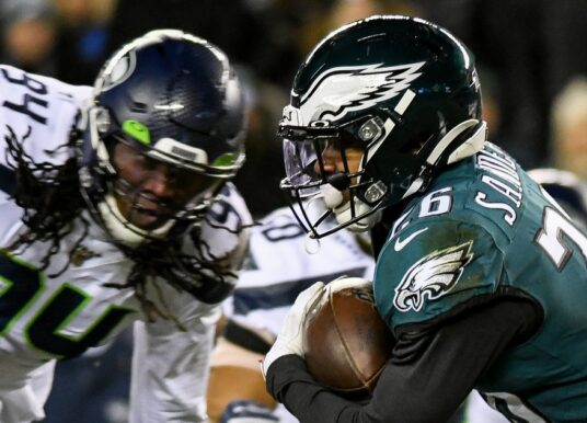 Seattle At Philadelphia – Seahawks Seeking To Recapture Early Season Fireworks