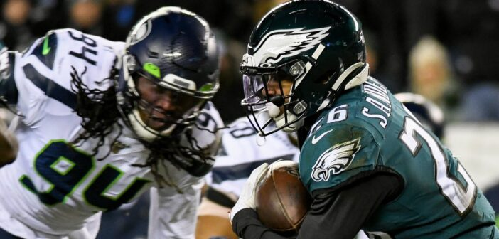 Seattle At Philadelphia – Seahawks Seeking To Recapture Early Season Fireworks