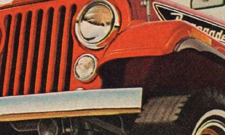 Jeeps of Yesteryear