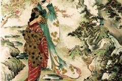 sumie-brush-geisha