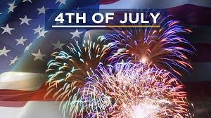 4th of July – Closed
