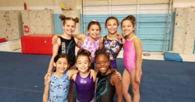 7 TOPS Athletes qualify for National Tops Testing!