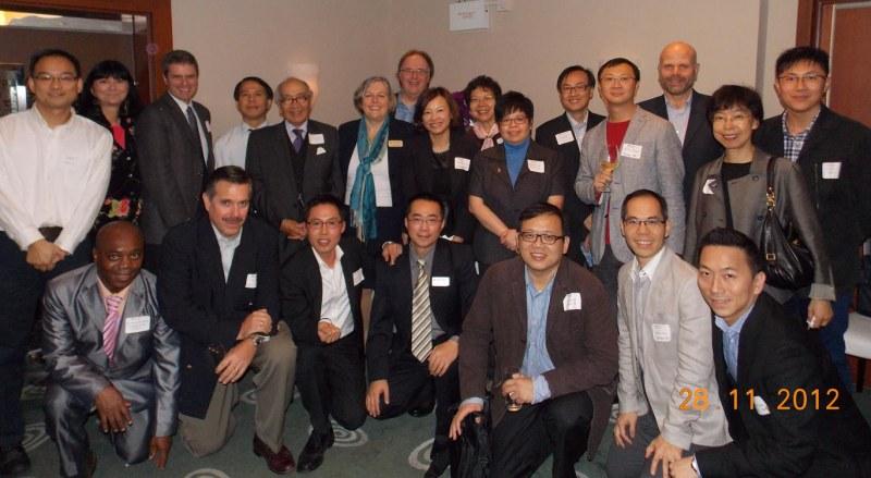 SMU Alumni First Gathering in Hong Kong