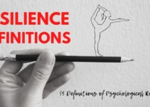 Resilience Definitions