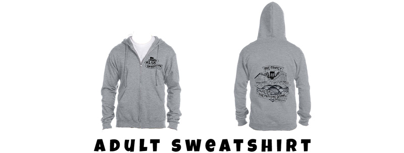 PS130 Adult Sweatshirts