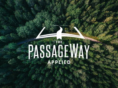 The PassageWay Applied Logo