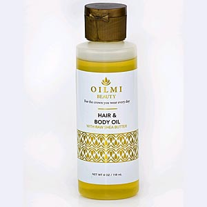 Hair & Body Oil