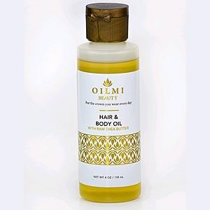 Hair & Body Oil