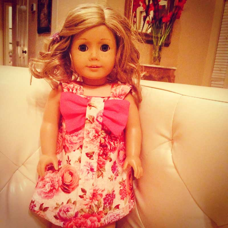 Sewing for Kids American Girl Doll