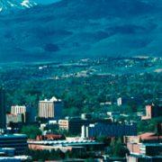 Reno Nevada, 1980's
