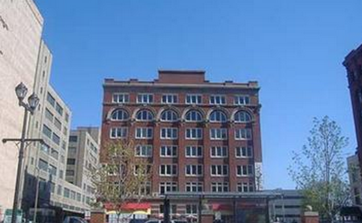 Core Business District of St. Louis