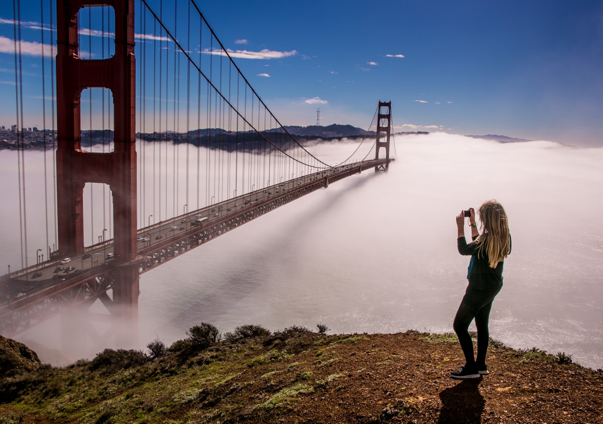 NICE TO VISIT — San Francisco may boast high salaries, but its high cost of living sinks it to the bottom of our list. (George Rose/Getty Images)