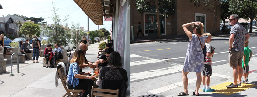 Walkability and urban mobility