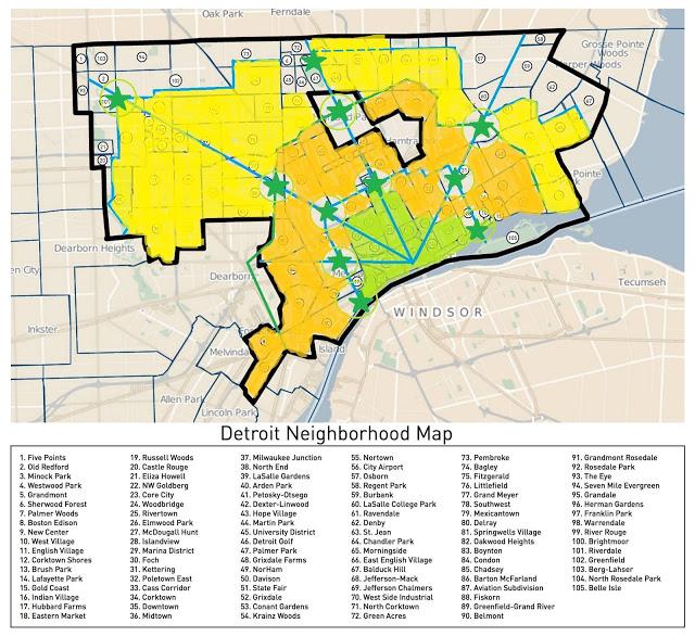 Detroit LU Proposal