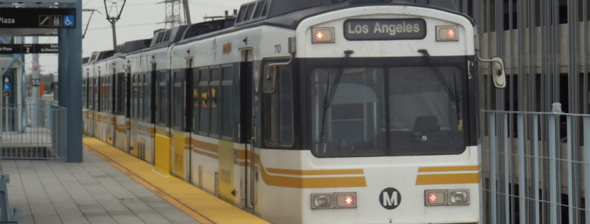 LA's Metro Station 8, photo credit: METRO96 via Wikimedia