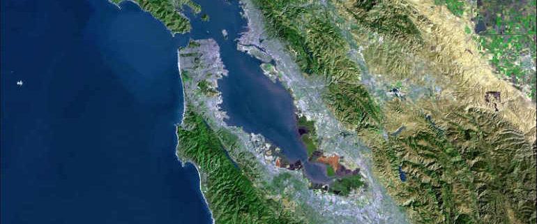 San Francisco Bay Area, USGS
