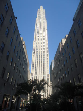 Photo of Rockefeller Center by Wendell Cox