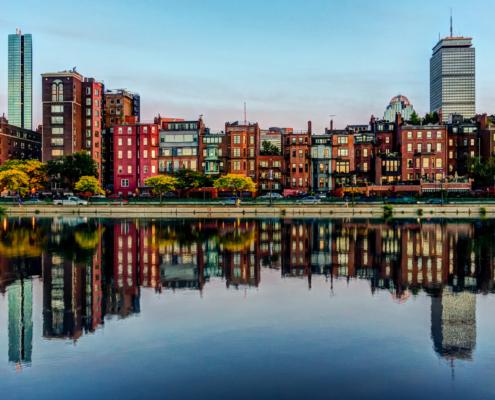 Boston,MA—Urban Back Bay