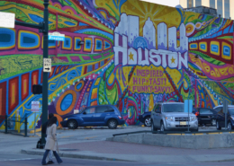Millennials in Downtown Houston