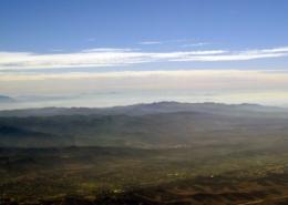 Photograph by D Ramey Logan: Aerial view of Rancho Santa Margarita