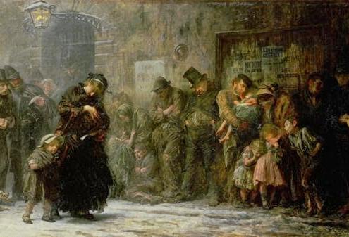 Urban Poverty circa 1874