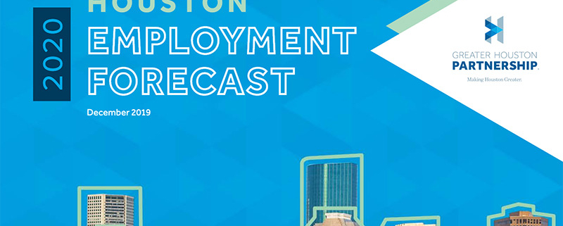 Houston Employment Forecast 2020