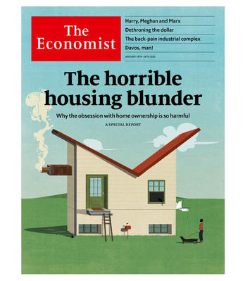 The Economist Cover Story on the Housing Crisis