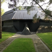 """The """"Darth Vader"""" house in West University"""