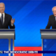 Democratic Presidential Debate, Biden and Sanders