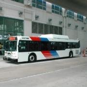 Houston Metro Transit Bus