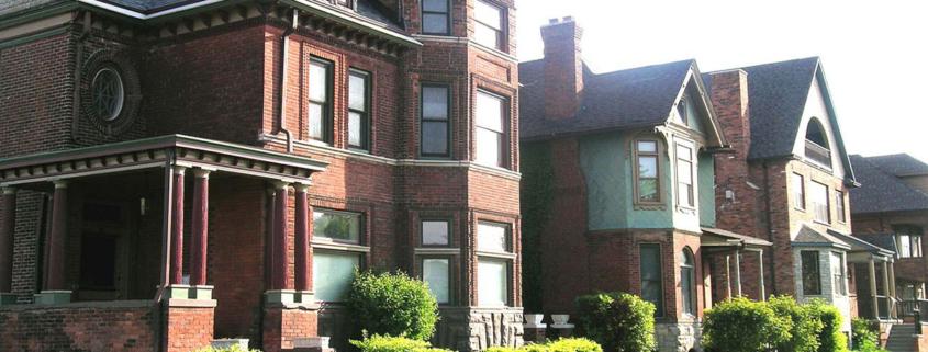 Historic District of Detroit