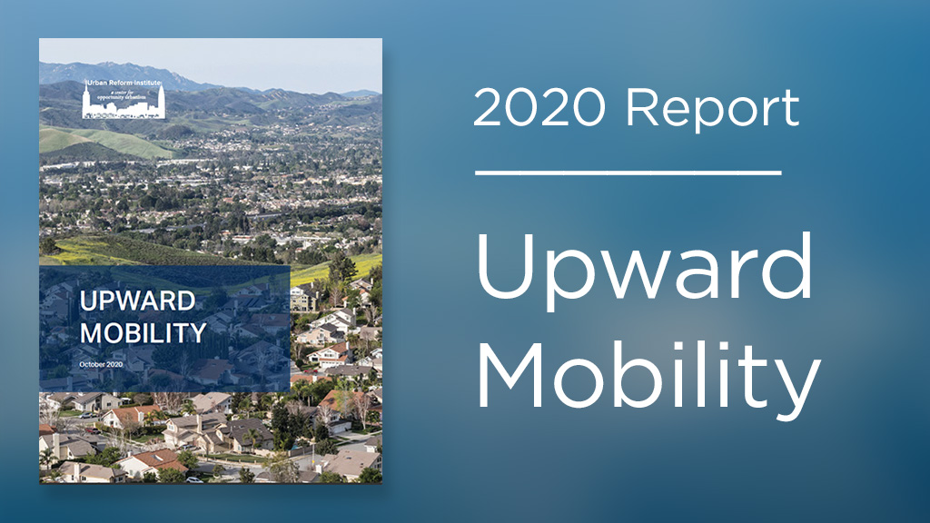 Upward Mobility Report from URI