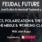 John Russo on Feudal Future podcast