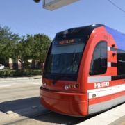 Houston Texas, Metro Line