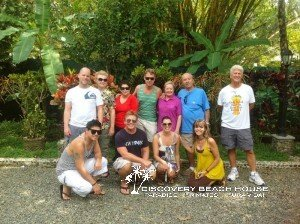 Brandon, Sash, Shelby, Paul, Terry, Dianne, Cheryl, Colleen, Johnny & Sabrina
