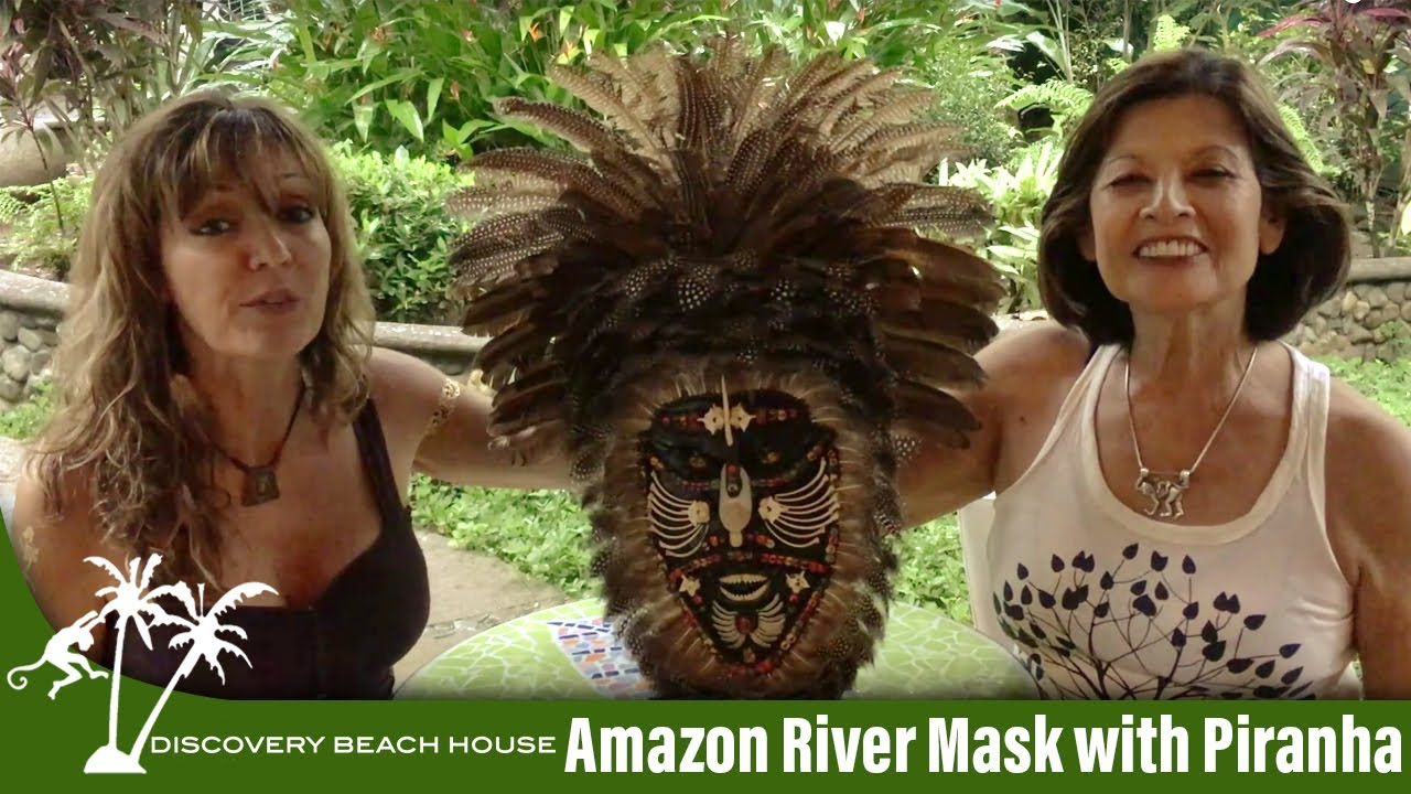 Amazon River Mask