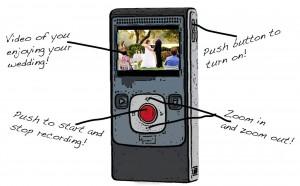 High Defenition 3rd generation Flip Camera
