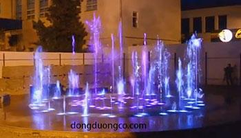 Sàn nước Nha Trang