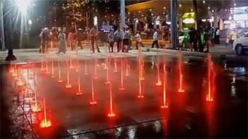 Nhạc nước sân bay Tân Sơn Nhất