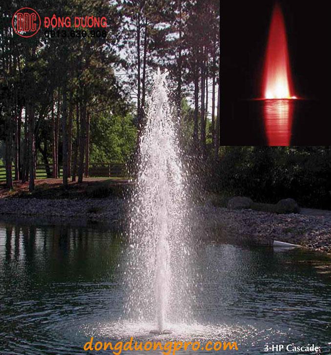 Vòi phun nước Cascade